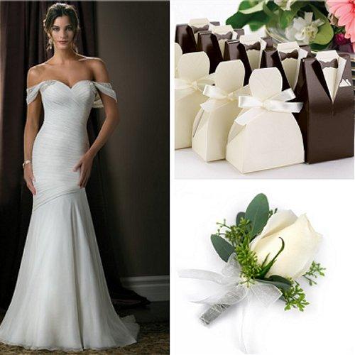 Classy White Wedding Theme