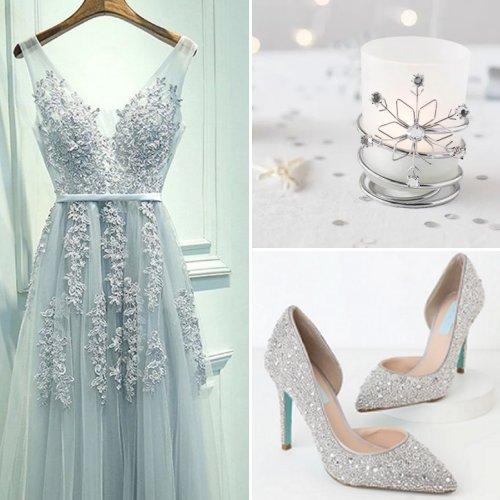 Winter Wonderland Wedding Theme
