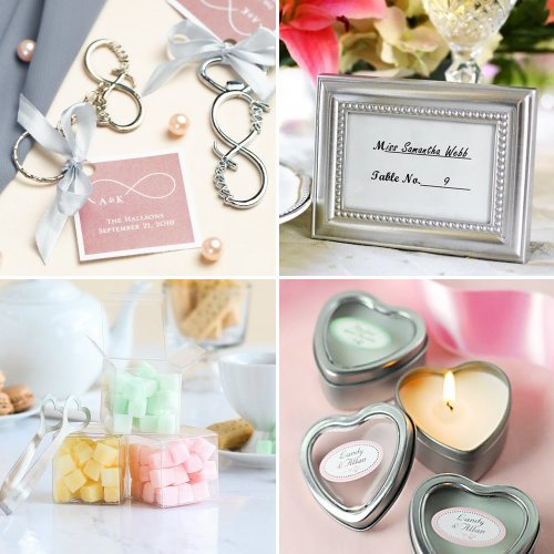 Exquisite Wedding Favors Under $2