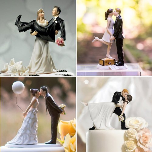 Choosing The Perfect Wedding Cake Topper