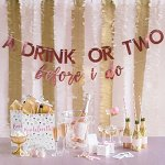 Bachelorette Party - Bridal Custom Banner