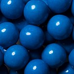 Wedding Candy Buffet Blue Gumballs
