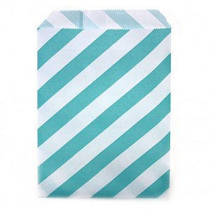 Wedding Favour Striped Bags