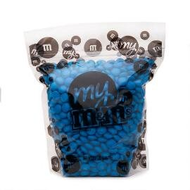 Blue Chocolate M&M'S