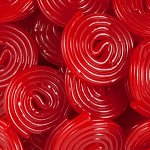 Wedding Candy Buffet Red Licorice Wheels