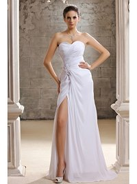 Affordable Beach Wedding Dress