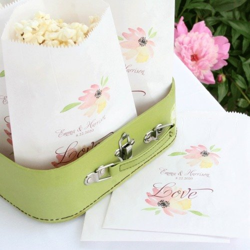 Wedding Favour Candy Bags