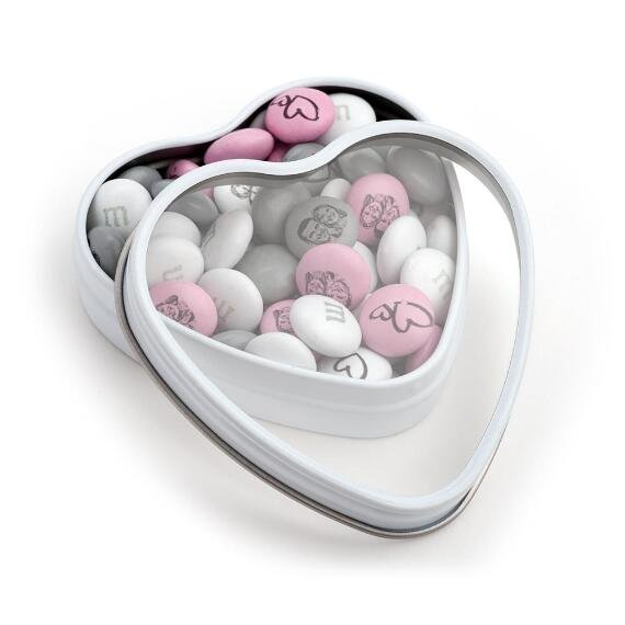 M&M's Personalized Wedding Favours