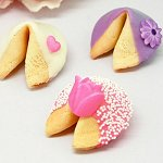 Personalized Fortune Cookies Wedding Favours