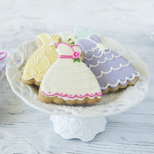 Personalized Wedding Cookie Wedding Favours