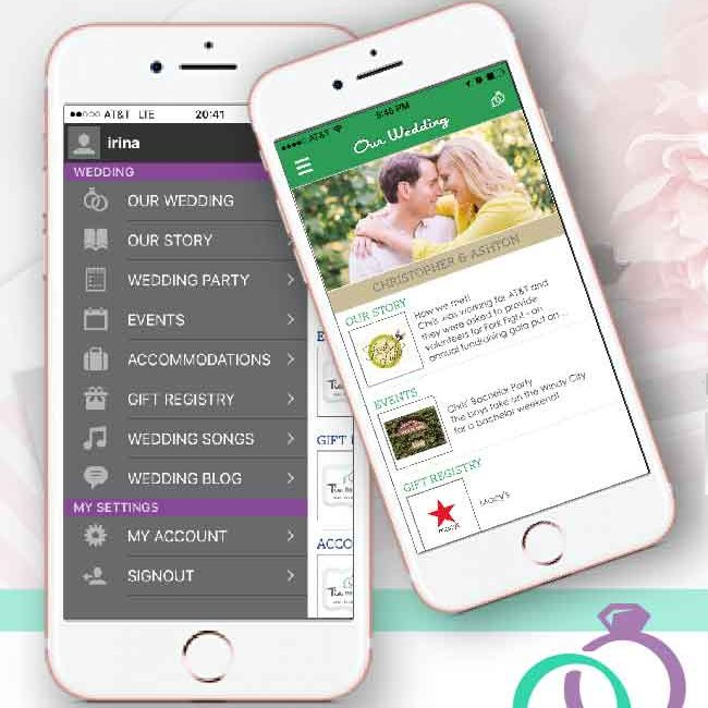 Wedding connexion wedding reception tips and tricks for Plan book app
