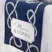 Wedding Reception Table Runners