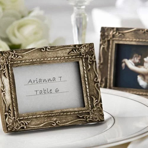 Wedding Reception Table Planning Placecards and Numbers