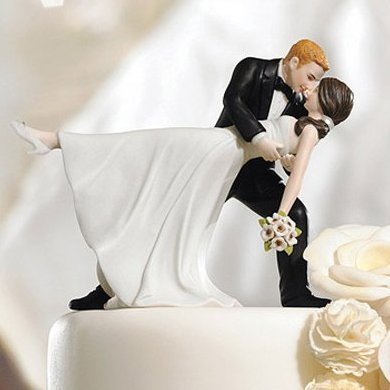 Reception Wedding Cake Toppers