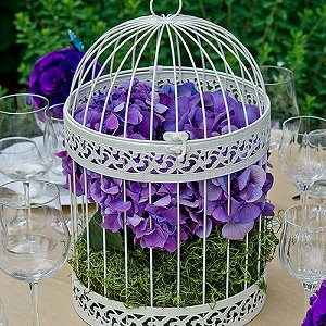 Wedding Reception Birdcage