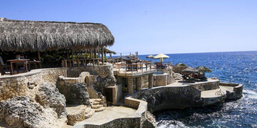 Catcha Falling Star Destination Wedding in Negril, Jamaica