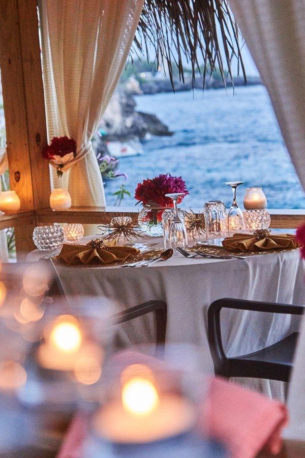 Catcha Falling Star Wedding Reception in Jamaica - WeddingConnexion.com