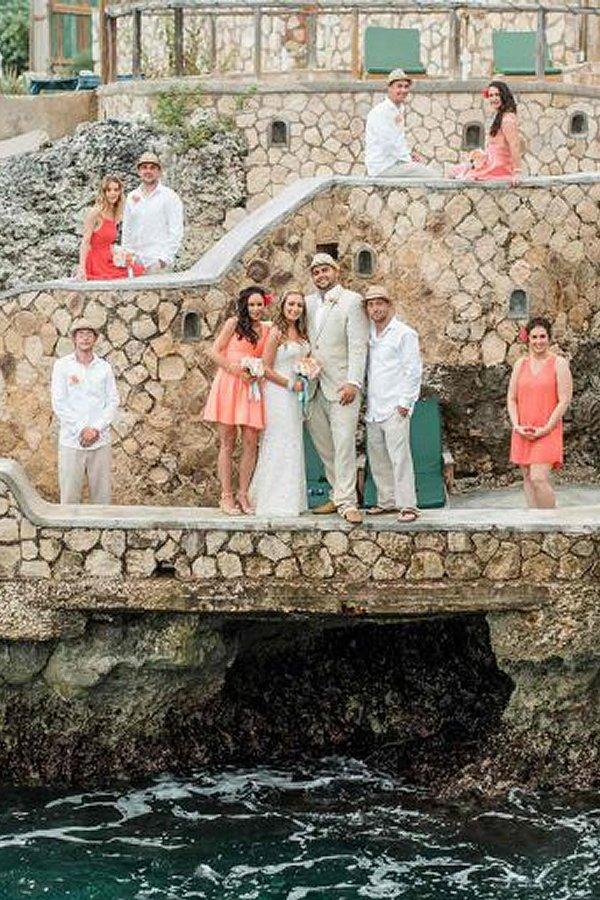 Catcha Falling Star Jamaica Destination Wedding Gem