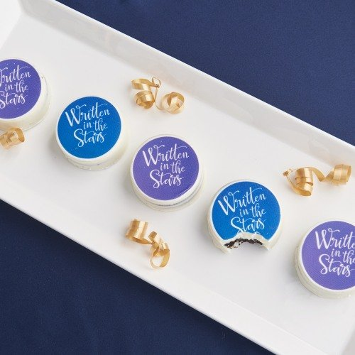 Personalized Oreo Wedding Favors