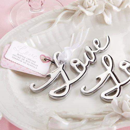 Love Bottle Opener Wedding Favors