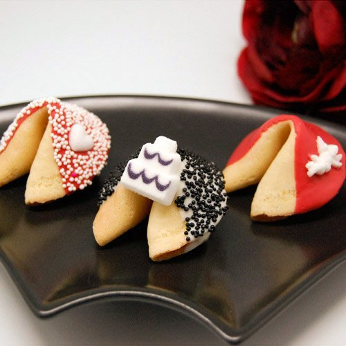 Asian Themed Wedding and Bridal Shower Fortune Cookie Favors