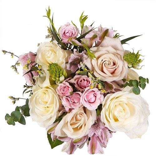Enchanted Garden Theme Flower Bouquet