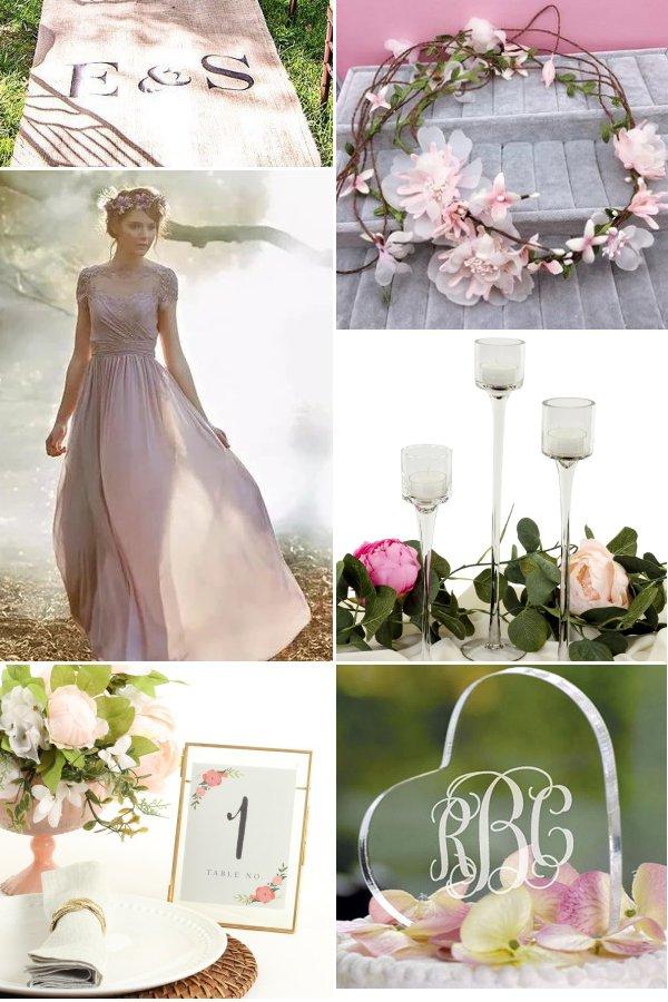Enchanted Garden Wedding Theme - Click to read more at WeddingConnexion.com