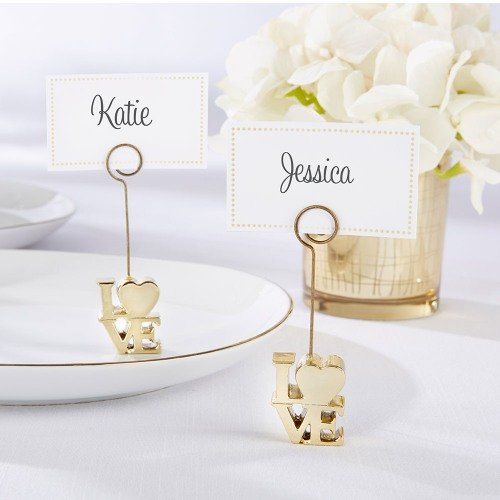 Love Place Card Holders