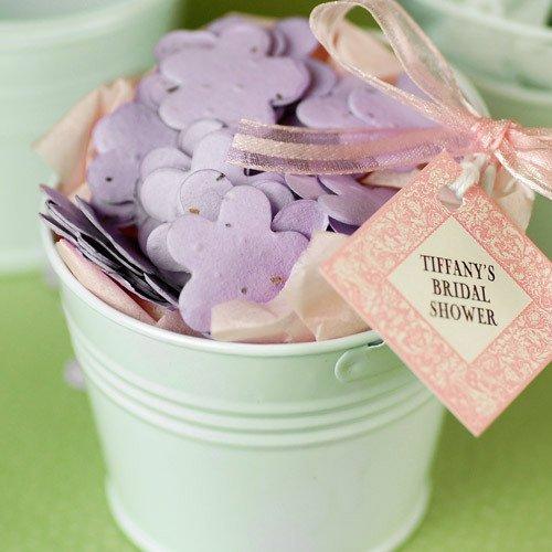 Enchanted Garden Wedding Theme Flower Confetti