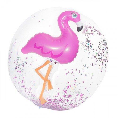 Flamingo Beach Ball