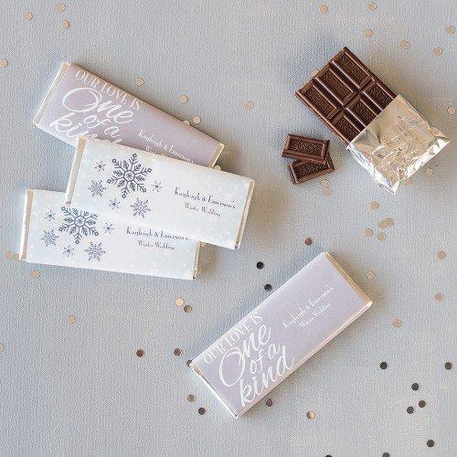 Personalized Hershey's Chocolate Bars