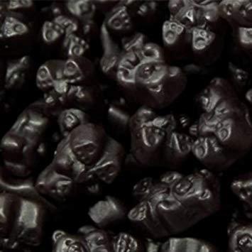 Black Cherry Gummy Bears