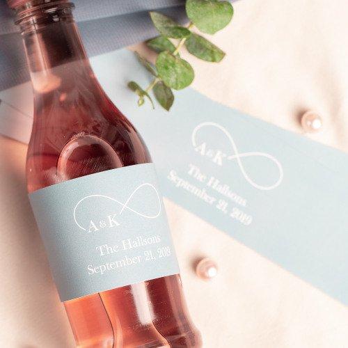 Wine Bottle Personalized Labels
