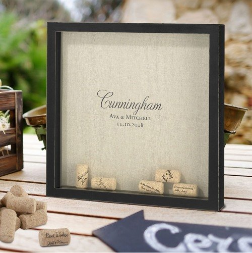 Personalized Signing Cork Frame