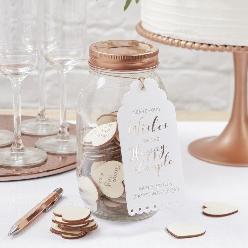 Guest Wishing Jar