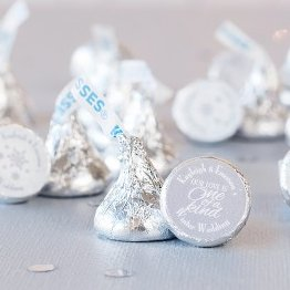 Wedding Candy Bar Personalized Hershey's Kisses