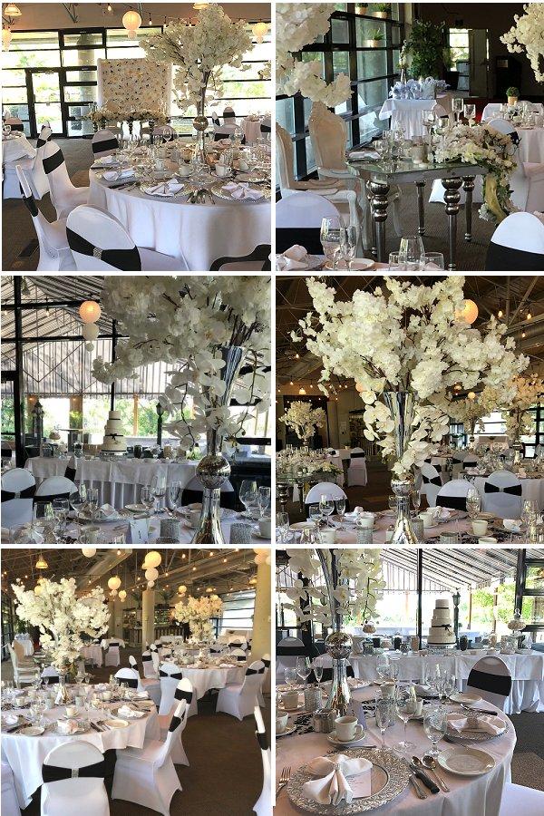 Elegant wedding reception decor ideas