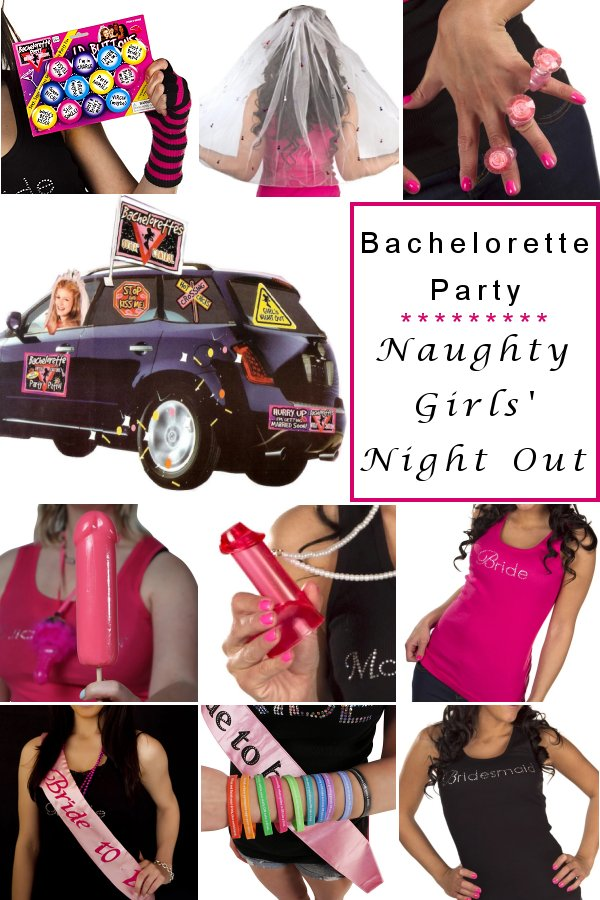 Go bar hopping in style for your naughty girls' night out . Organize a bachelorette party that your future bride wishes she could forget. Get all the juicy details at WeddingConnexion.com