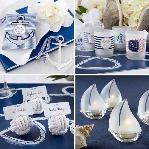 Nautical Themed Wedding Favors