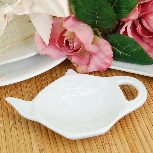 Porcelain Tea Caddy Tea Bridal Shower Idea
