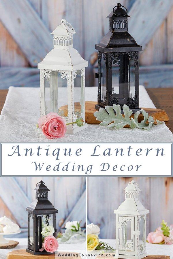 Vintage Antique Ornate Decorative Wedding Lanterns