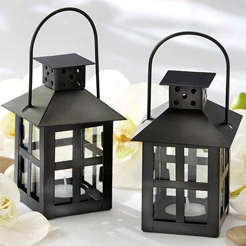 Vintage Black Lanterns