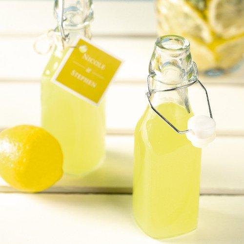 Swing Top Glass Bottles For Homemade Wedding Favors