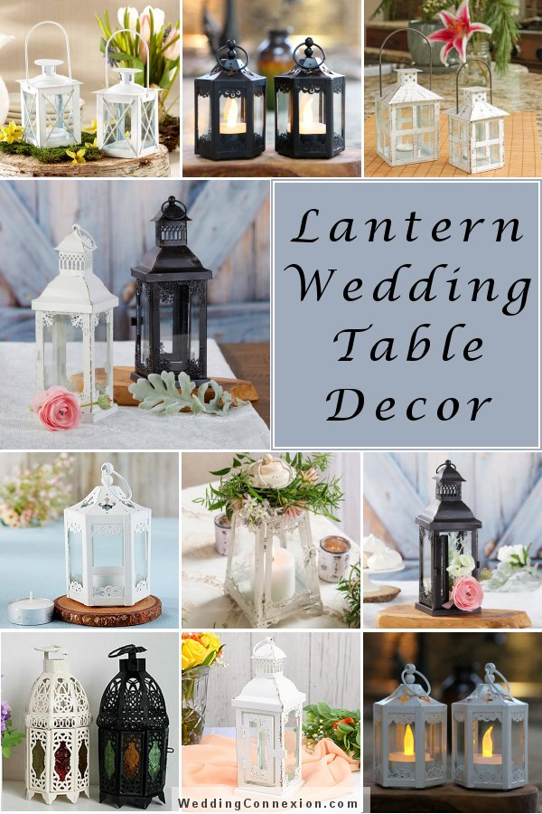 Decorative Wedding Lanterns Decor Ideas