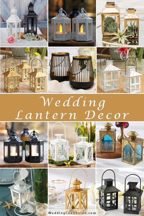 Wedding Lantern Table Decor