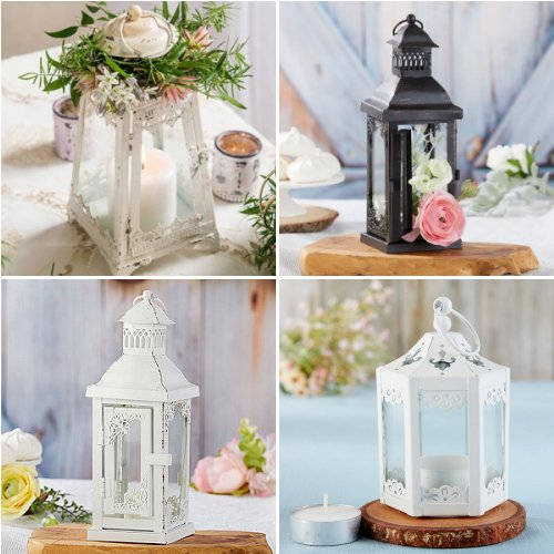 Lovely Lantern Wedding Decor