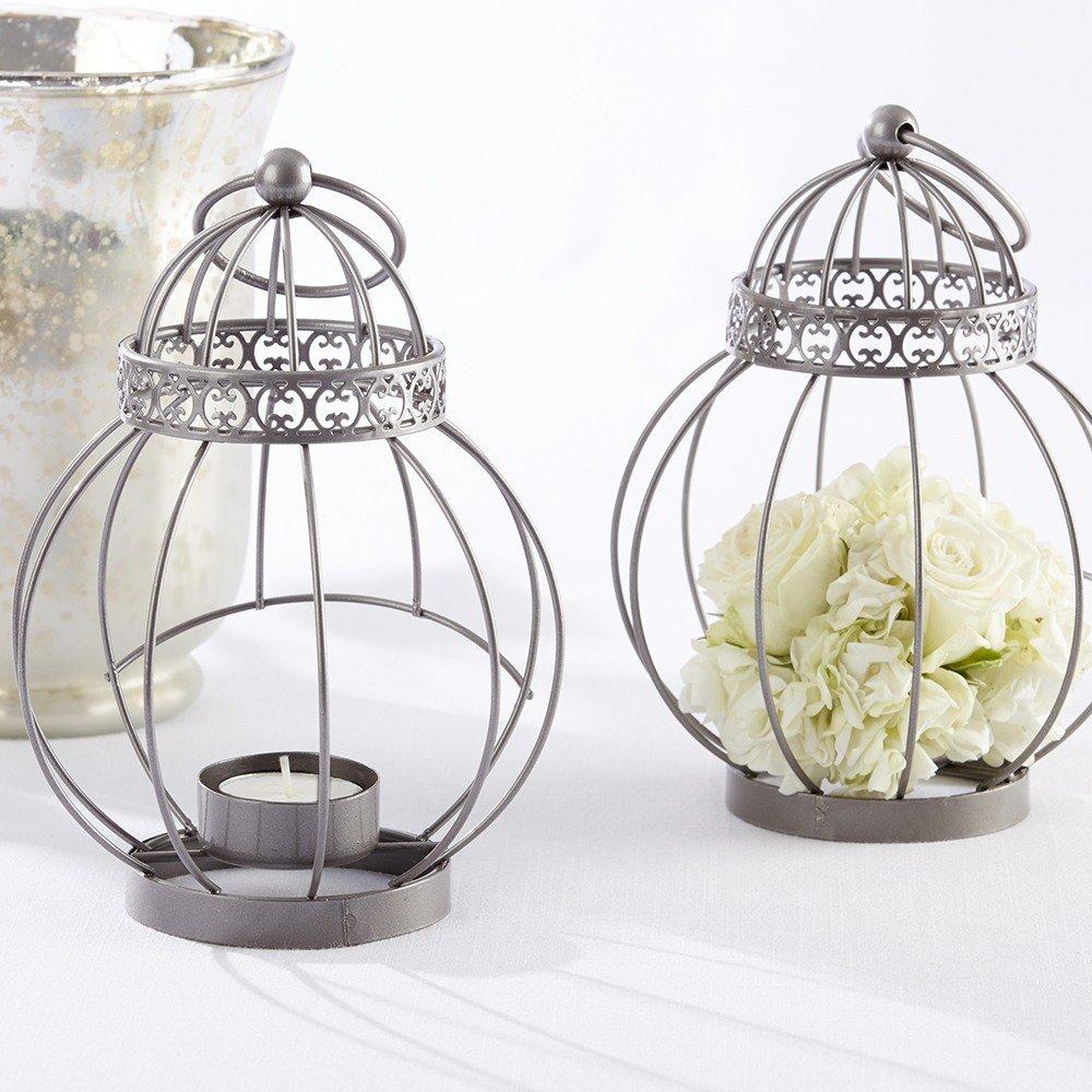 Vintage Antique Silver Finish Decorative Lanterns