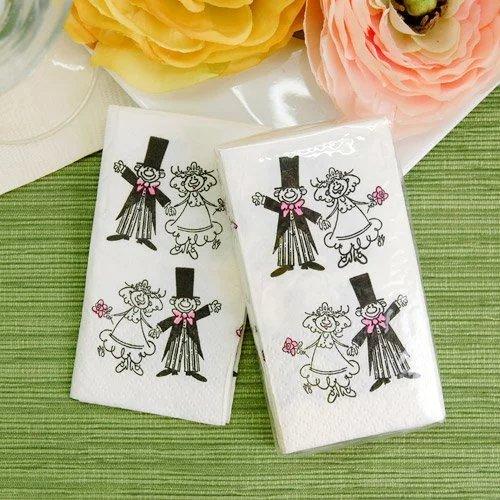 Light-Hearted Tissue Handkerchiefs