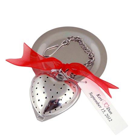 Heart Shaped Tea Infuser Practical Wedding Favor