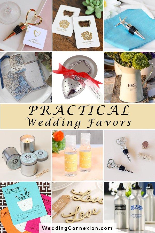 Practical wedding favors for your guests   WeddingConnexion.com
